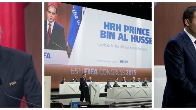 Sepp Blatter ramane presedinte al FIFA, dupa retragerea lui Ali Bin Al-Hussein. Primele declaratii ale celor doi - Imaginea 6