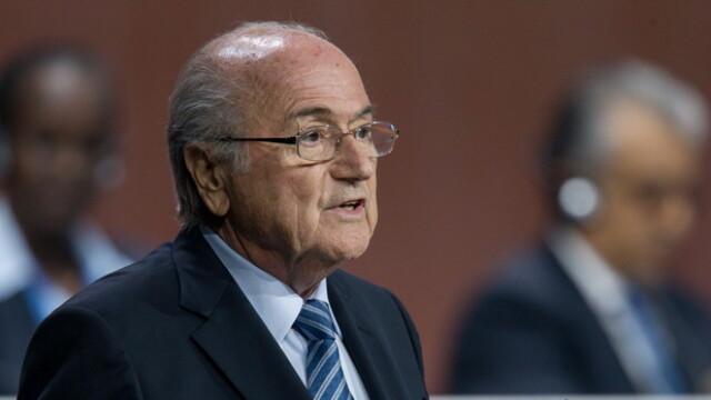 Sepp Blatter ramane presedinte al FIFA, dupa retragerea lui Ali Bin Al-Hussein. Primele declaratii ale celor doi - Imaginea 8