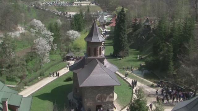 manastirea prislop - stiri