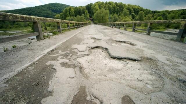 Solutia autoritatilor la problema drumurilor proaste: \
