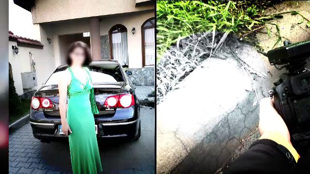 Asteptata cu flori si un cutit de fostul sot. Cine a salvat-o pe femeia injunghiata la aeroport, in Sibiu: \