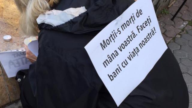 protest universitate - facebook