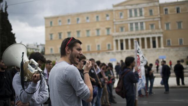 15.000 de oameni au iesit in strada in Grecia, in cele mai mari orase din tara. Pentru ce protesteaza grecii - Imaginea 3