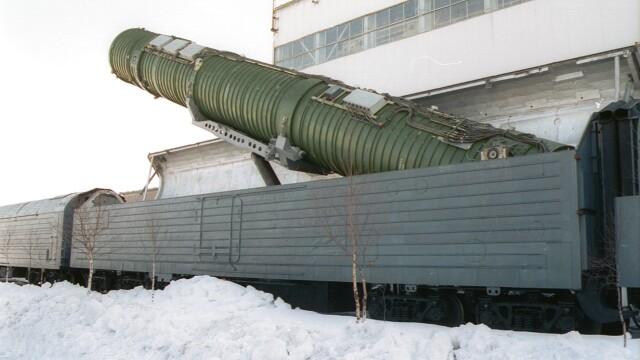 Rusia a testat cu succes primul \