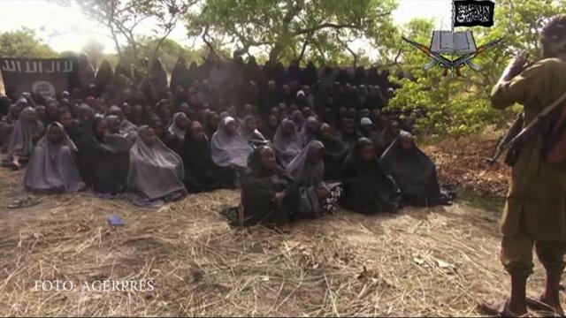 tinere rapite de Boko Haram