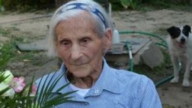 Cea mai varstnica femeie din Romania a murit. Doamna Margit avea 108 ani