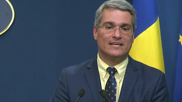 ministrul Muncii, Dragos Pislaru