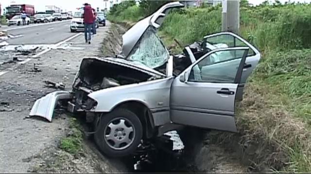 accident Pitesti