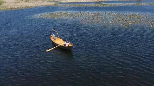 De cate zile ai nevoie pentru a simti cu adevarat vraja Deltei Dunarii. Ivan Patzaichin: \