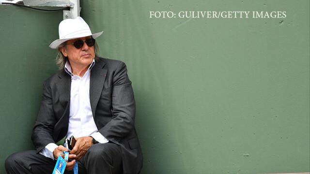 Ilie Nastase la Roland Garros in 2016