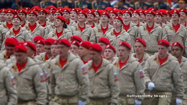 """General: Rusia și-a sporit """"substanțial"""" potențialul militar de la frontiera vestică"""