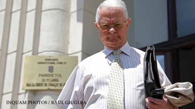 Virgil Magureanu, dupa ce a fost audiat in dosarul Mineriadei: \