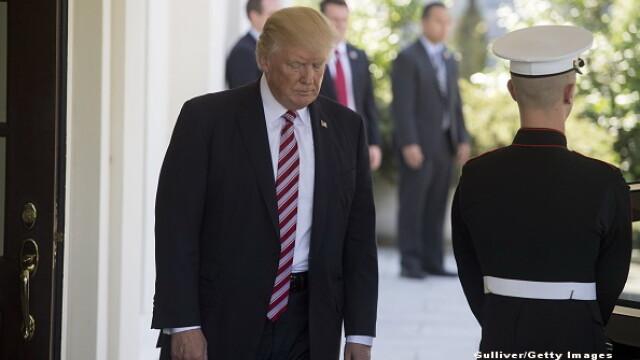 Presedintele Trump i-a propus lui Comey sa-i condamne la inchisoare pe jurnalistii care publica informatii scurse presei