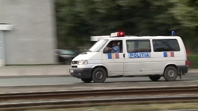 Arestat dupa ce si-a amenintat cu moartea sotia si un politist