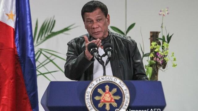 """Duterte, precizări despre oferta """"42 de virgine pentru turiștii care vin în Filipine"""""""
