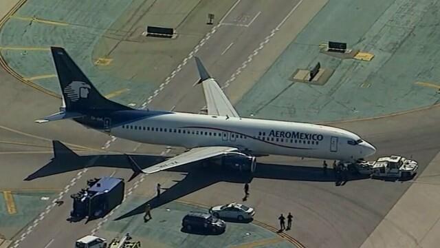 incident aeroport LAX