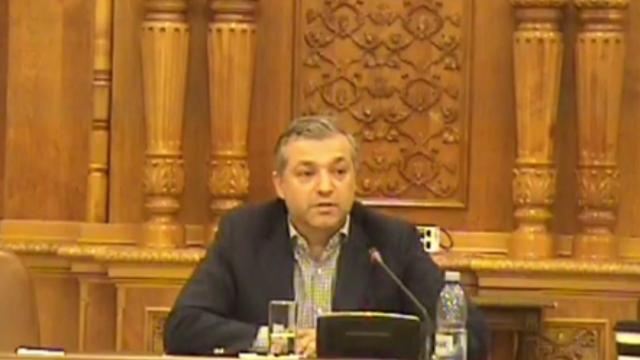 Dan Andronic, la comisia de ancheta a alegerilor prezidentiale din 2009: \