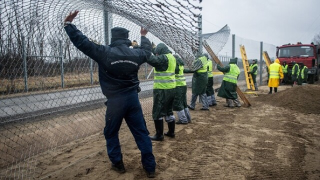 gard migranti, Getty