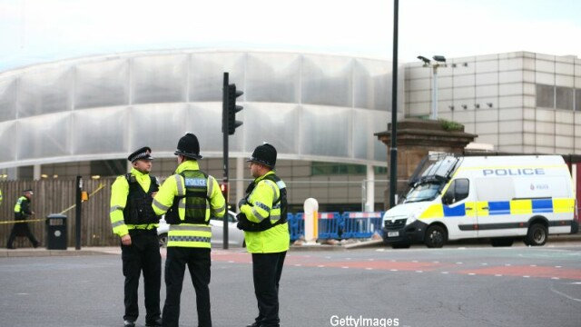 Explozie la Manchester Arena