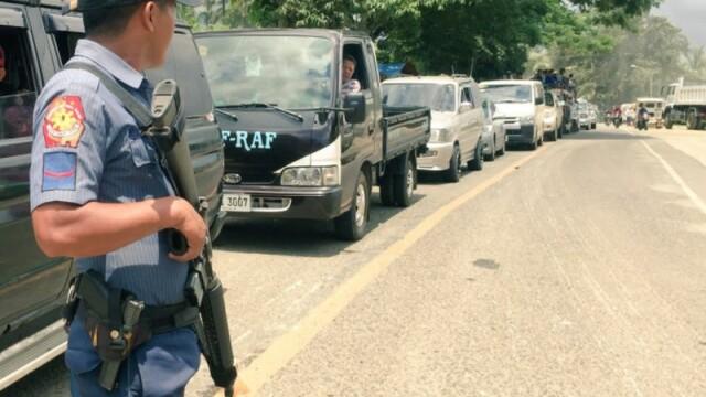 Legea martiala, instituita in Filipine din cauza ISIS. Duterte s-a intors de urgenta din Rusia si a cerut ajutorul lui Putin