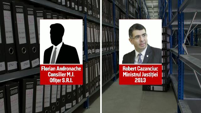 Lista celor care au vizitat arhiva SIPA, publicata. Fostul ministru Cazanciuc: \