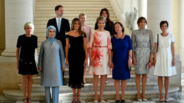 Primele Doamne ale statelor aliate NATO