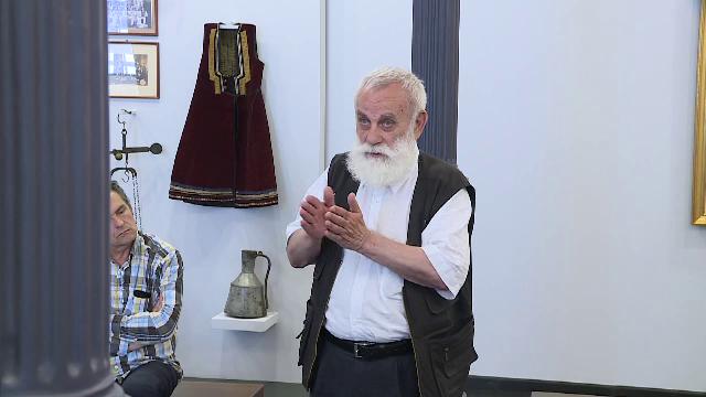 Interviu cu Stefan Caltia, unul dintre cei mai apreciati pictori romani: Creati scoli de invatatori si aveti grija de scoala