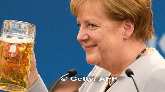 Merkel sustine ca SUA si UK nu mai sunt parteneri de incredere pentru Europa: \