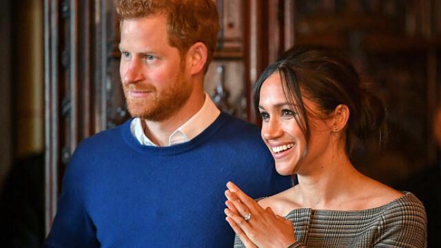Prinţul Harry şi Meghan Markle ar fi ales melodia pentru primul lor dans