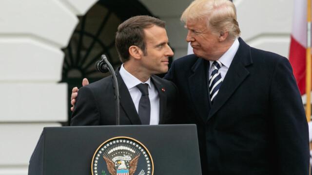 Cum își atacă Trump principalii aliați, într-un singur discurs. Franța și Marea Britanie, revoltate: Incompetent, ce să zic?