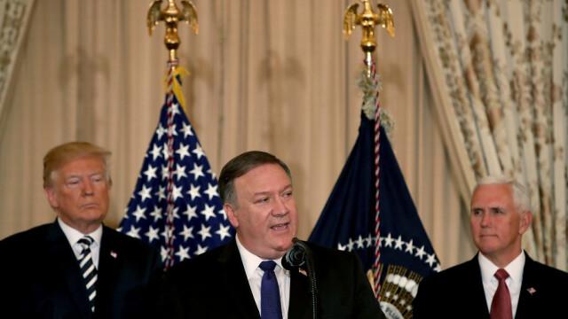 """Șeful diplomației americane, într-o nouă vizită la Phenian: """"Nu mergem cu capul plecat și nu renunțăm la sancțiuni"""""""