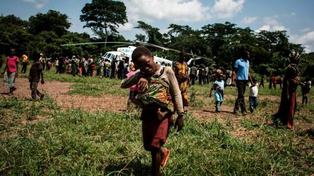 """Ebola, epidemie """"de interes național"""" în Congo. Autoritățile încep vaccinarea populației"""