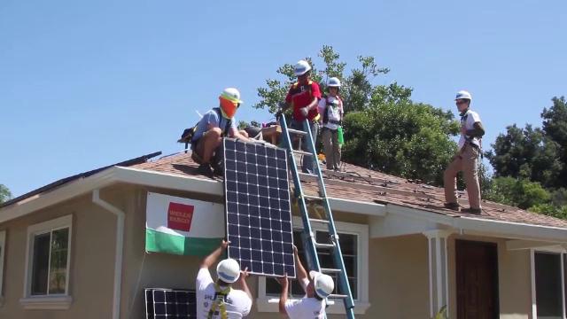 Măsura impusă de autoritățile din California, pentru promovarea energiei ecologice