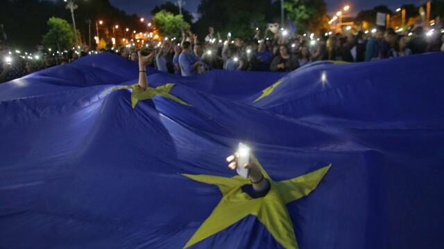 proteste piata victoriei, 12 mai - 4