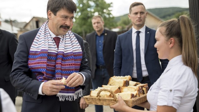 Preşedintele Ungariei a venit în România. De ce nu are voie să ţină discursuri