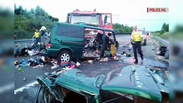 Accidentul din Ungaria