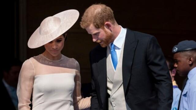 Ducii de Sussex au participat la un eveniment dedicat prințului Charles