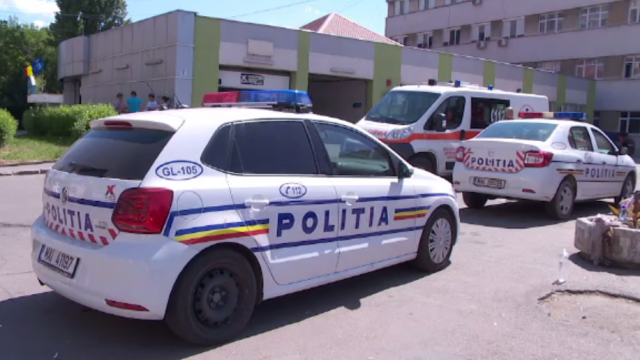 Un tânăr din Prahova şi-a lovit intenţionat cu maşina fosta concubină
