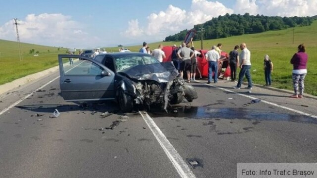 accident dn1, morti, codlea, vladeni,