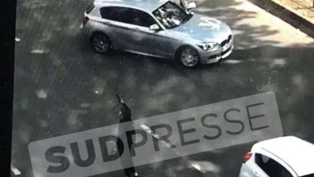 """Prima imagine cu atacatorul din Liege. Martor: """"Avea 2 pistoale"""""""