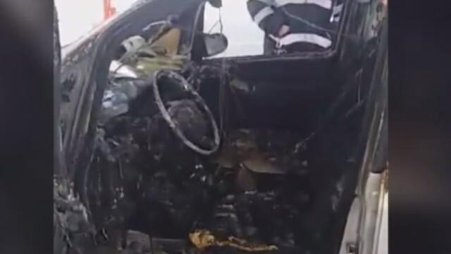 Mesajul publicat pe internet de tânărul de 23 de ani care a ars de viu în benzinărie