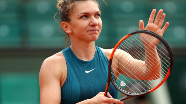 Simona Halep, în al doilea tur la Roland Garros. Partida, disputată după ora 16:00