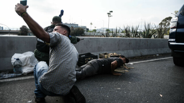 SUA anunță că Maduro era gata să fugă din țară. Reacția Rusiei - Imaginea 6
