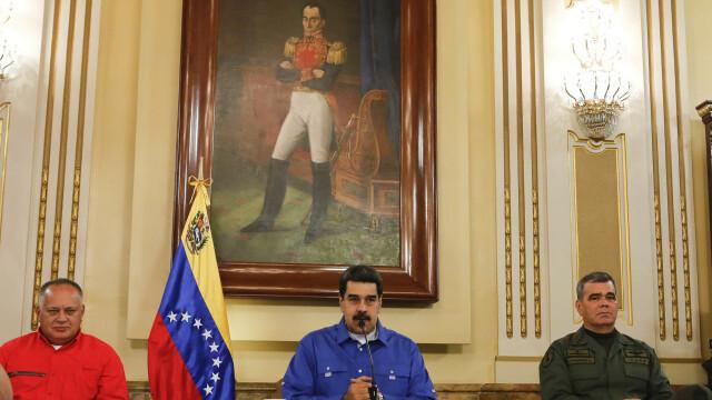 SUA anunță că Maduro era gata să fugă din țară. Reacția Rusiei - Imaginea 1
