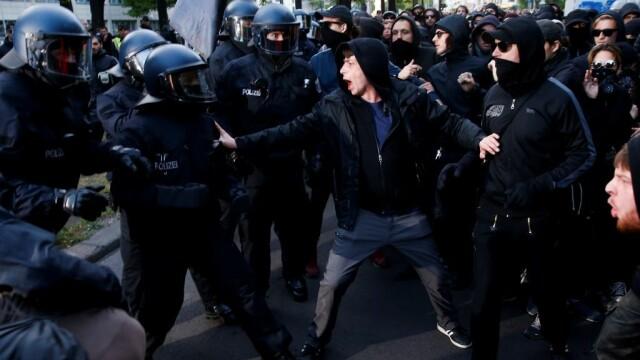 Proteste de amploare de Ziua Muncii. Zona din Rusia unde oamenii au purtat veste galbene - Imaginea 4
