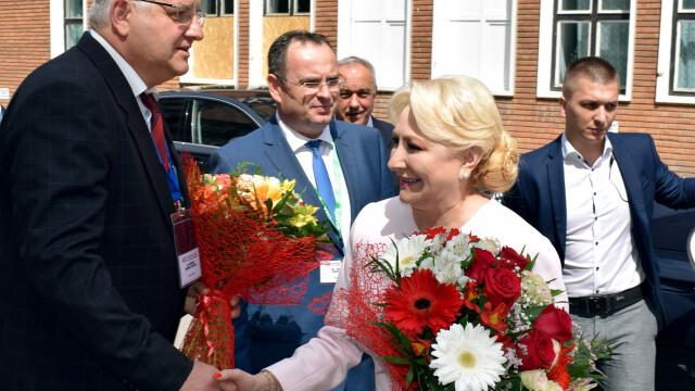 Dăncilă, supărată că nu a fost invitată la Summitul de la Sibiu: \
