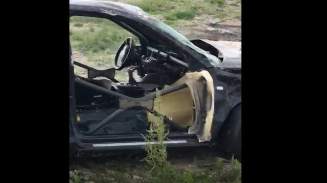 Șofer mort într-un accident cumplit în Tunari. Ce ar fi făcut în momentul impactului - Imaginea 4