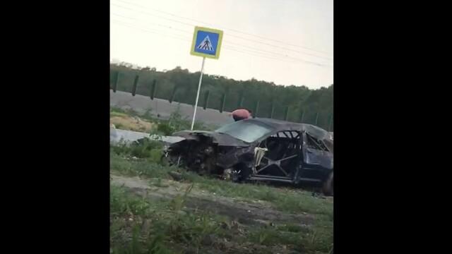 Șofer mort într-un accident cumplit în Tunari. Ce ar fi făcut în momentul impactului - Imaginea 5