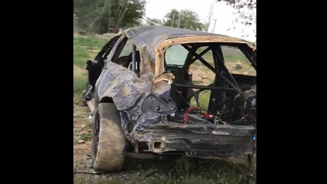 Șofer mort într-un accident cumplit în Tunari. Ce ar fi făcut în momentul impactului - Imaginea 7