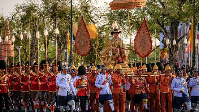 Paradă în Thailanda - 1